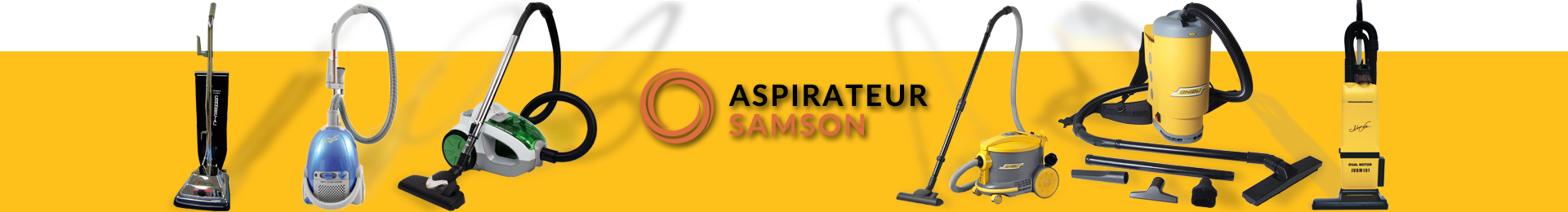 Aspirateur Samson aspirateur résidentiel commercial central