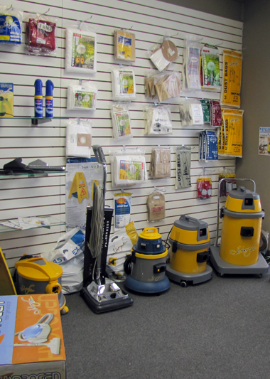 Aspirateurs Samson réparation aspirateur résidentiel commercial central